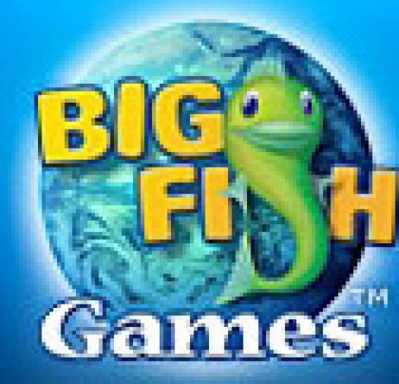 Big Fish - это фабрика игр. . Они выпускают интересные игры практически ка