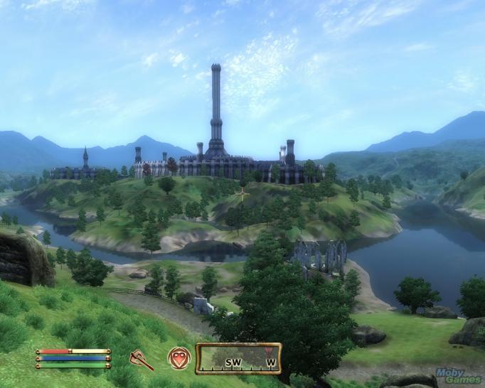 Oblivion launcher не может найти исполняемый файл игры - c69