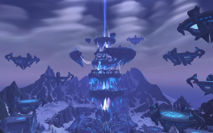 WoW: Dungeons aus Wrath of the Lich King  (2)