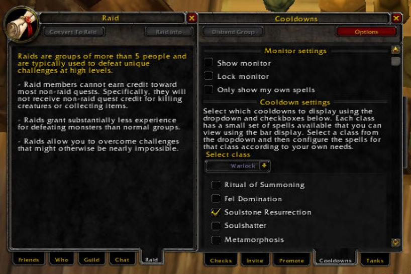 WoW: Addons - oRA3 (2)