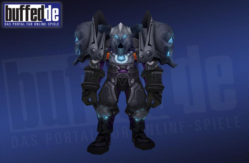 Tier Set 3 Krieger