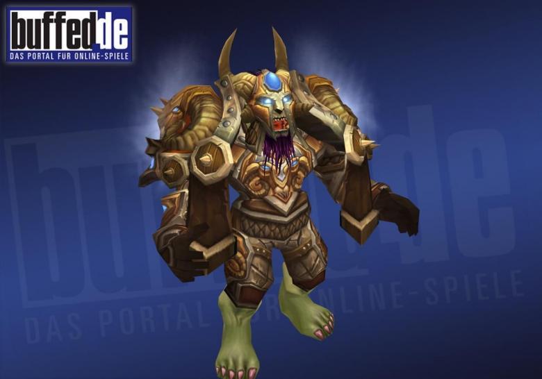 World of Warcraft: Das mogg ich! Transmogrifikations