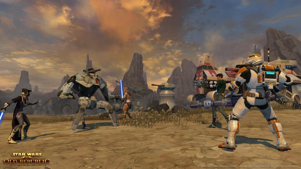 Star Wars: The Old Republic - Kein Release vor dem 1. Juli 2011 (1)