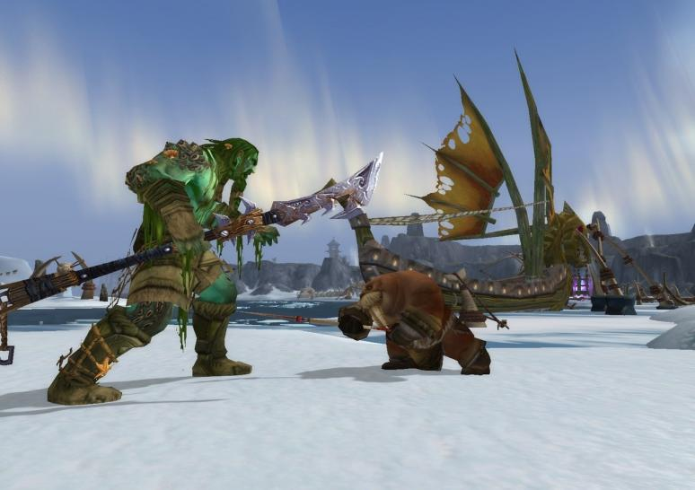 Willkommen in Nordend - Wrath of the Lich King gehört nun zur WoW-Standardfassung. (2)
