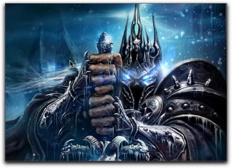 Скачать продолжение WarCraft 3: TFT - Восход Короля Мертвых (Rise of The Li
