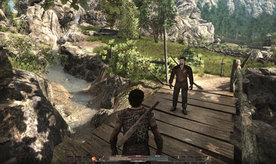 Новые скриншоты Gothic 4 - Готика 4: Аркания - Игры - Gamer.ru.