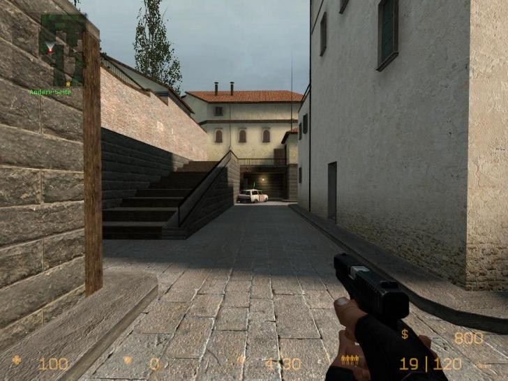Platz 20: Counter Strike: Source (unverändert)