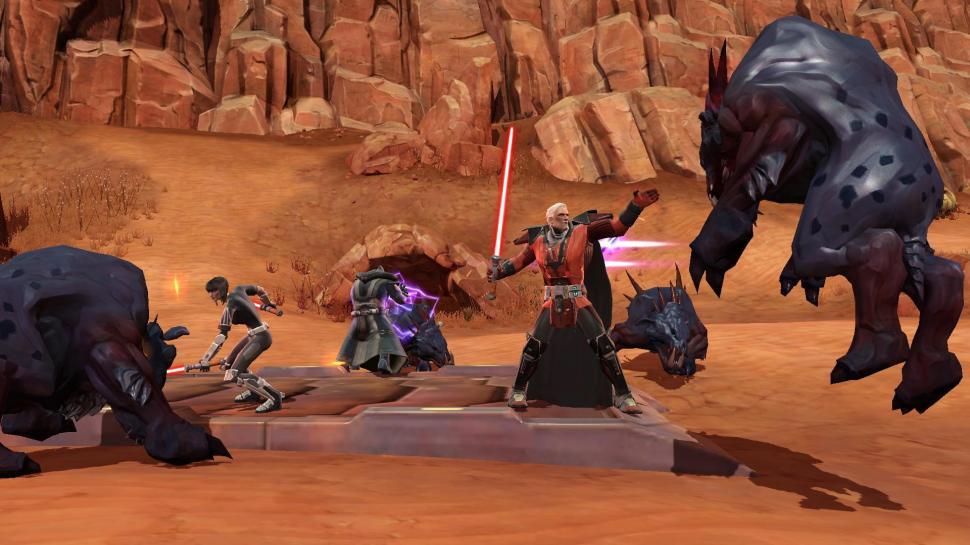 star wars the old republic spiel client