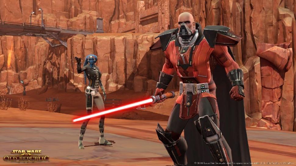Star Wars The Old Republic Interview Mit James Ohlen Zu Quests