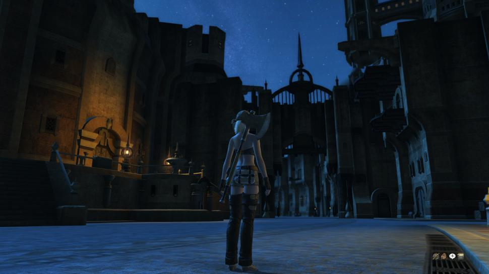 Screenshots aus Final Fantasy 14. (1)