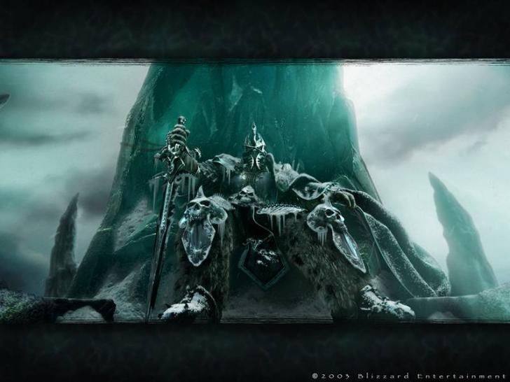 """Everybody wants to rule the World of Warcraft"" heißt der Cinematic-Mix zu World of Warcraft."