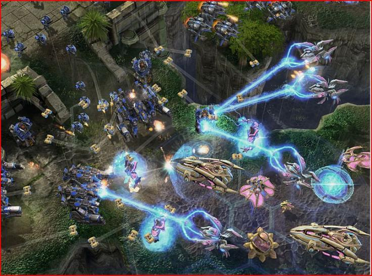 StarCraft 2 Patch RU/b Game Archives Free Game version 1.0.3.