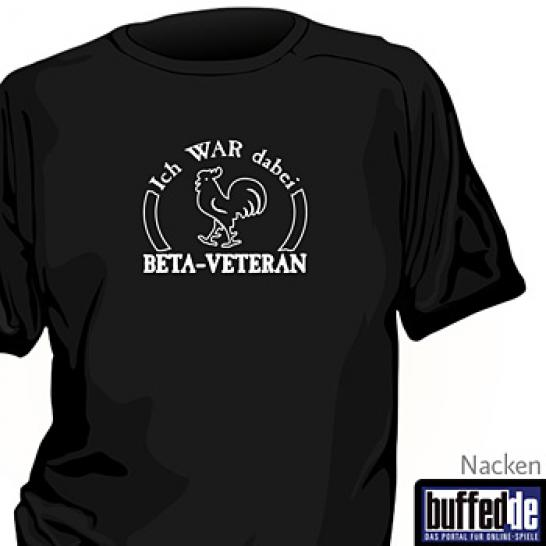 WoW Beta Veteranenshirt