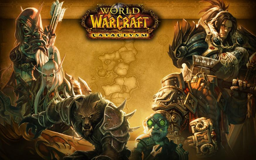 World of Warcraft: Cataclysm (1)