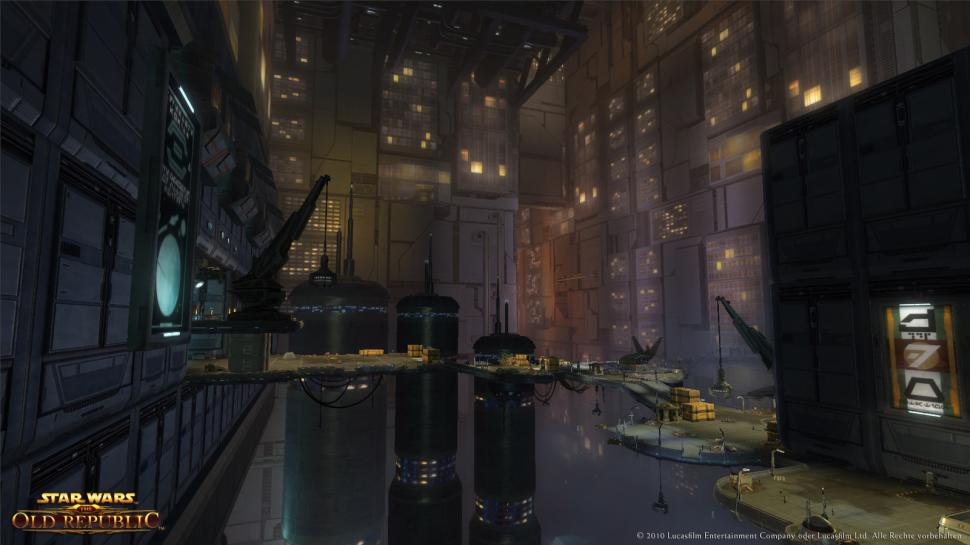 Star Wars: The Old Republic - Coruscant (1)