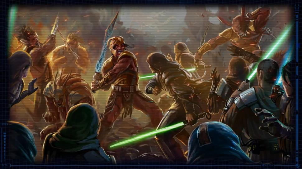 Star Wars: The Old Republic (1)