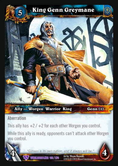 World of Warcraft: Trading Card Game (1)