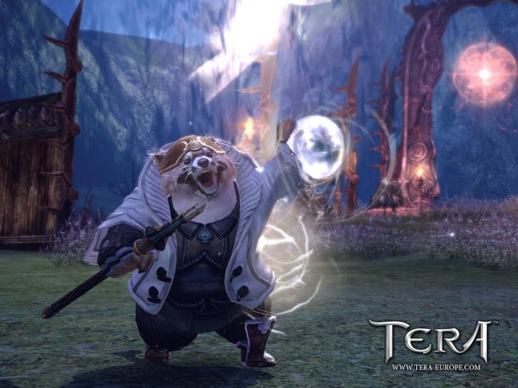 Ein neues Gameplay-Video zu Tera zeigt den Priester in Aktion. (1)