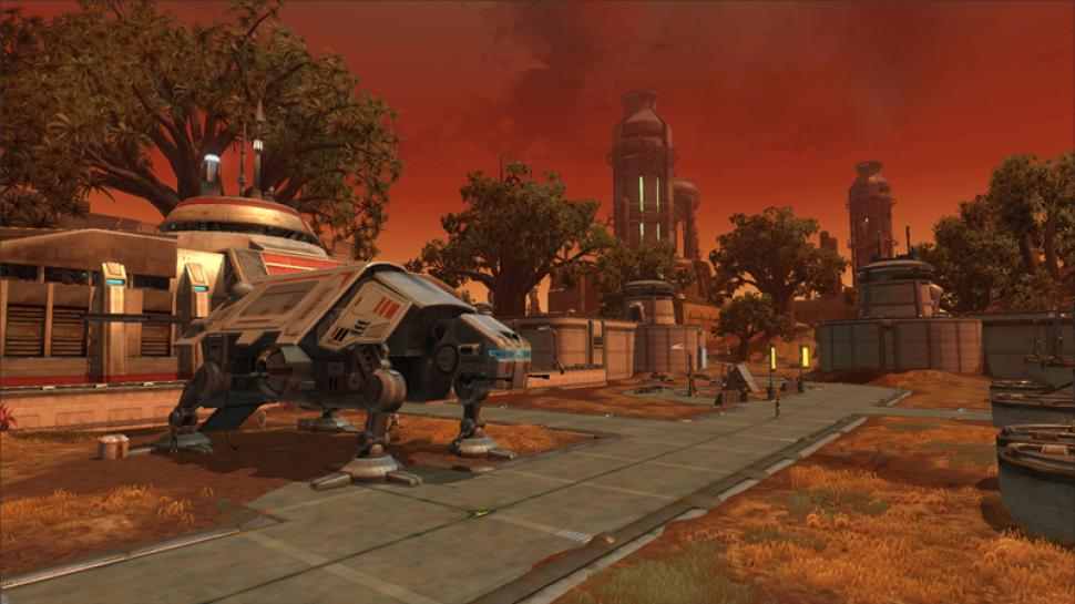 Star Wars: The Old Republic - profitabel ab 500.000 Abonnenten
