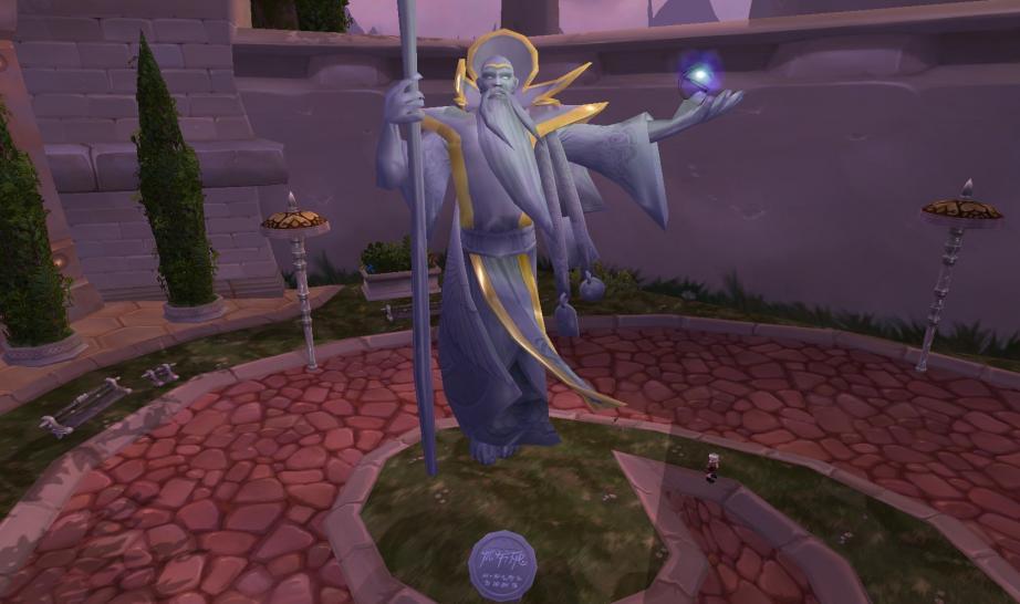 World Of Warcraft Serverkunde Und Wer Ist Eigentlich Antonidas