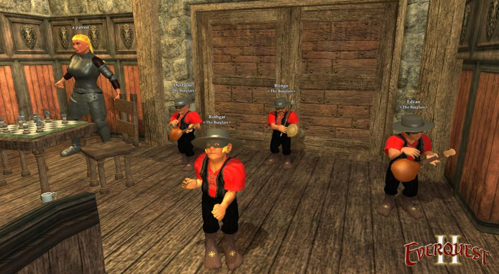 EverQuest 2: Brautag (1)