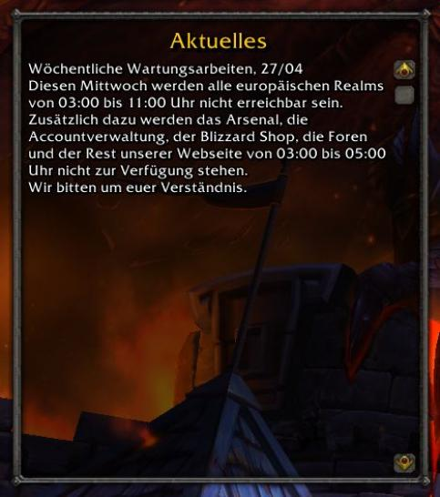 World of Warcraft: Patch 4.1 (1)