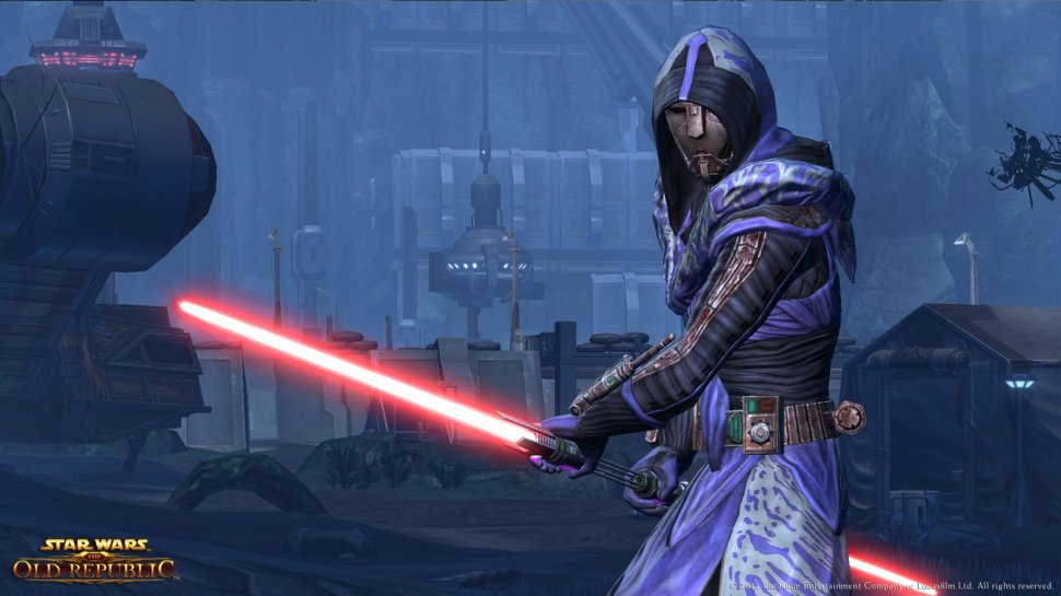 Der Sith-Inquisitor in SWTOR