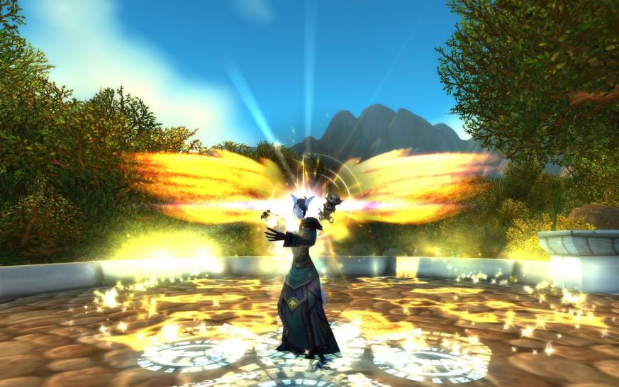 Priester in WoW