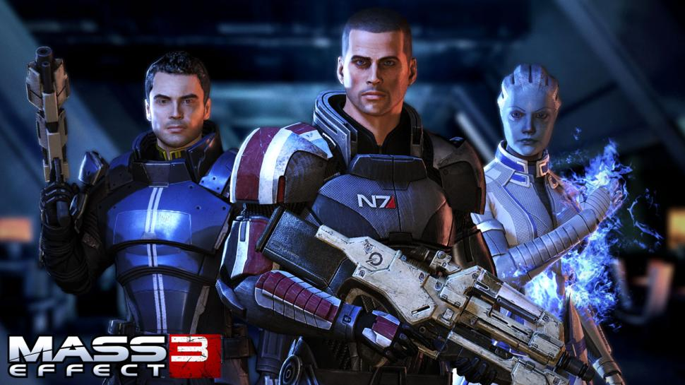 Mass Effect 3: Jede Klasse wendet die neue Nahkampfwaffe Army Blade anders an.  (1)
