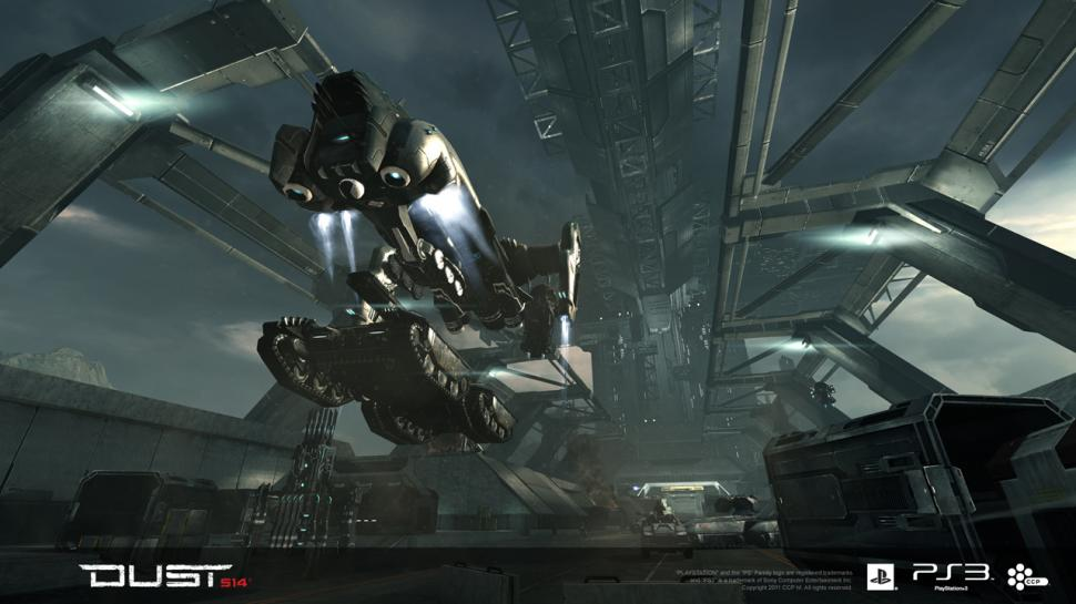 Screenshots zu Dust 514