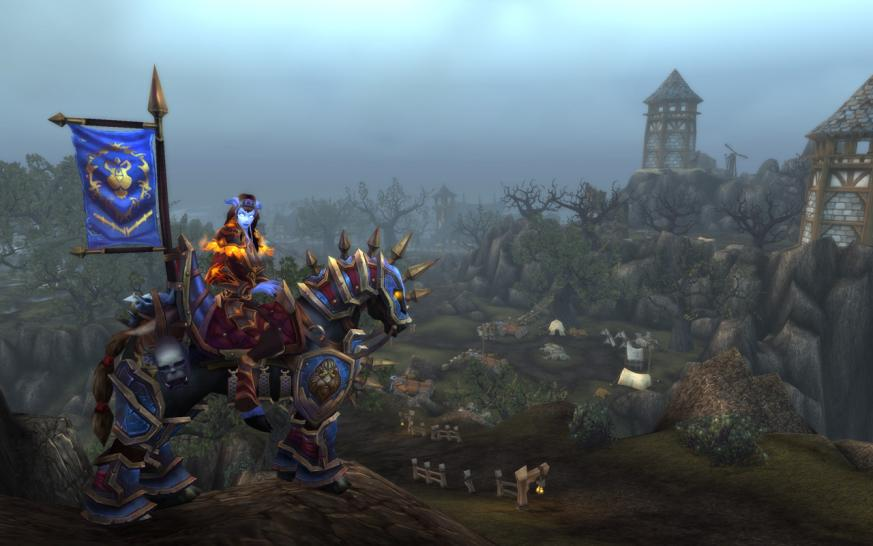 PvP in World of Warcraft (1)