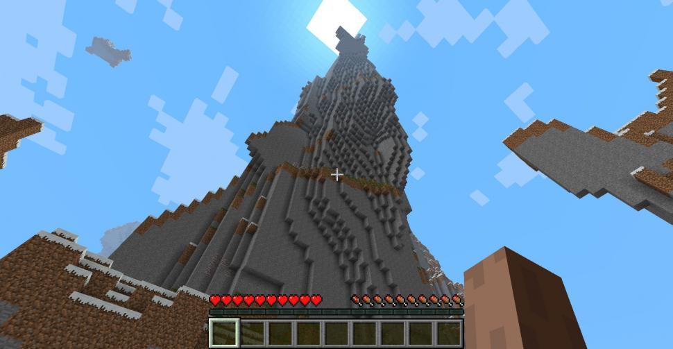 Minecraft Ab Sofort Auch Unterwegs Mit Klötzchen Spielen Auf Dem - Minecraft spielen sofort