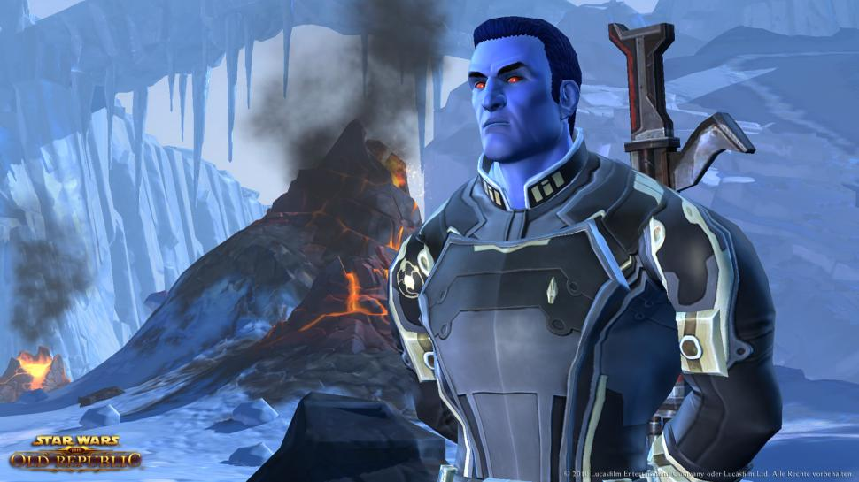 Die Chiss in Star Wars: The Old Republic