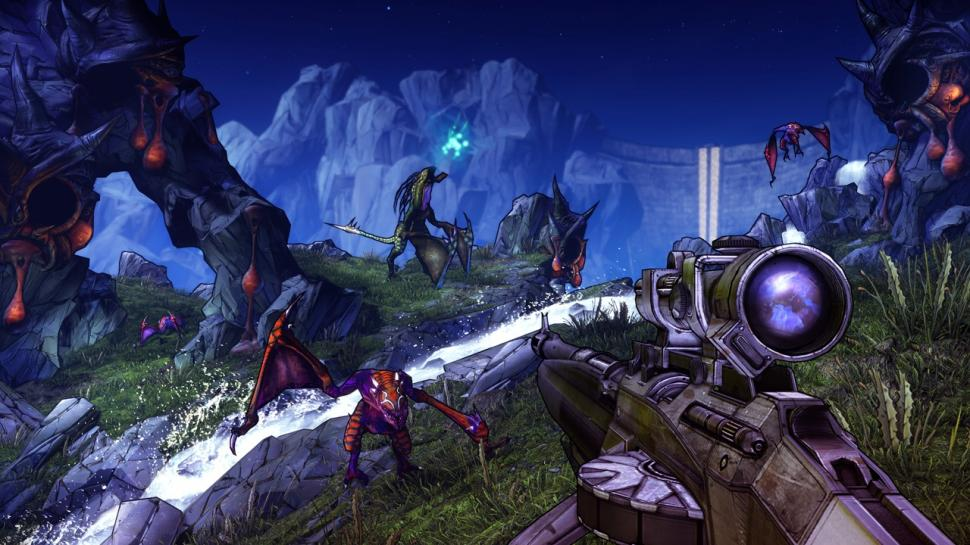 Borderlands 2: Screenshots zum Borderlands-Nachfolger