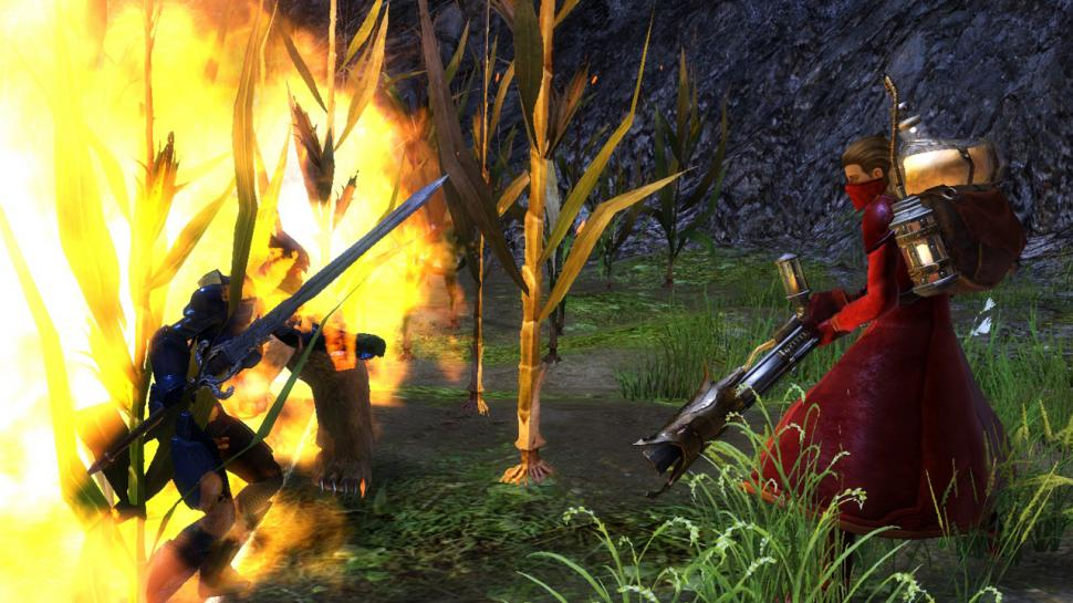 Guild Wars 2: Neues Video aus der Beta (2)