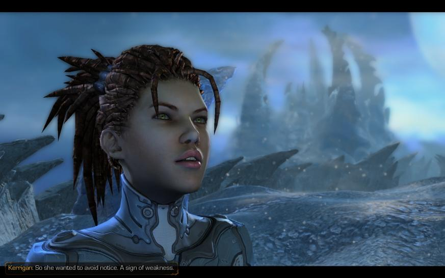 Blizzard arbeitet momentan an Starcraft 2: Heart of the Swarm ...