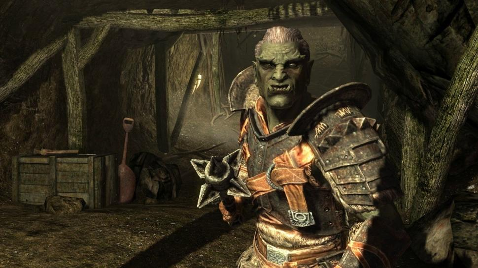 The Elder Scrolls 5: Skyrim erscheint am 11. November 2011
