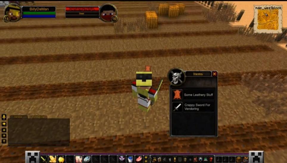 Minecraft Meets Diablo Diablocraft Parodie Auf Blizzards HacknSlay - Minecraft spiele filme