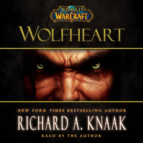 Wolfheart-Cover vom Audiobook