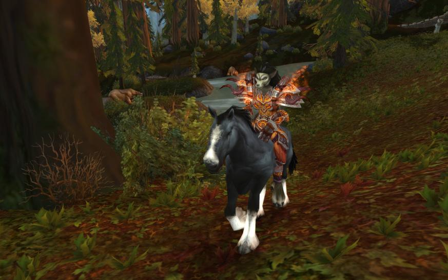 Worgen-Reittiere mit WoW Patch 4.3 (1)