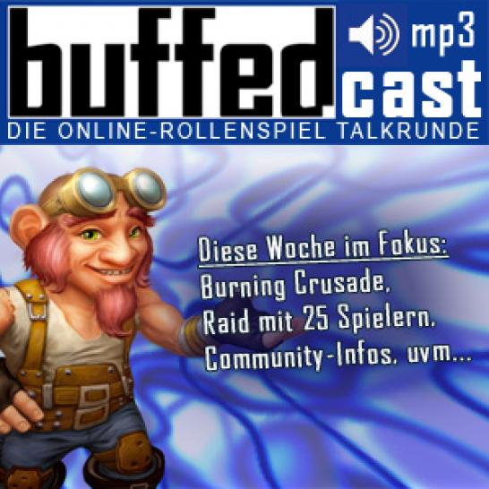 buffedCast Episode 1 lief am 18. September 2006