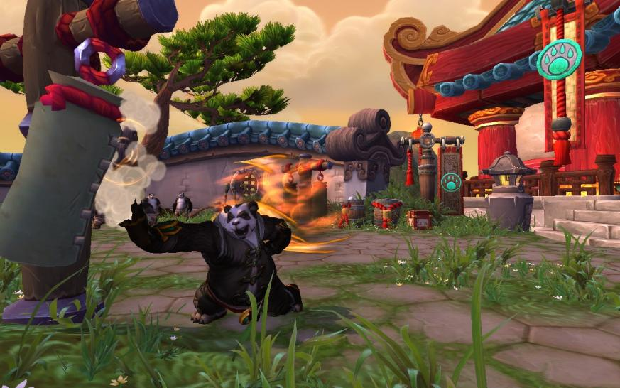 WoW: Mists of Pandaria: die Pandaren (1)