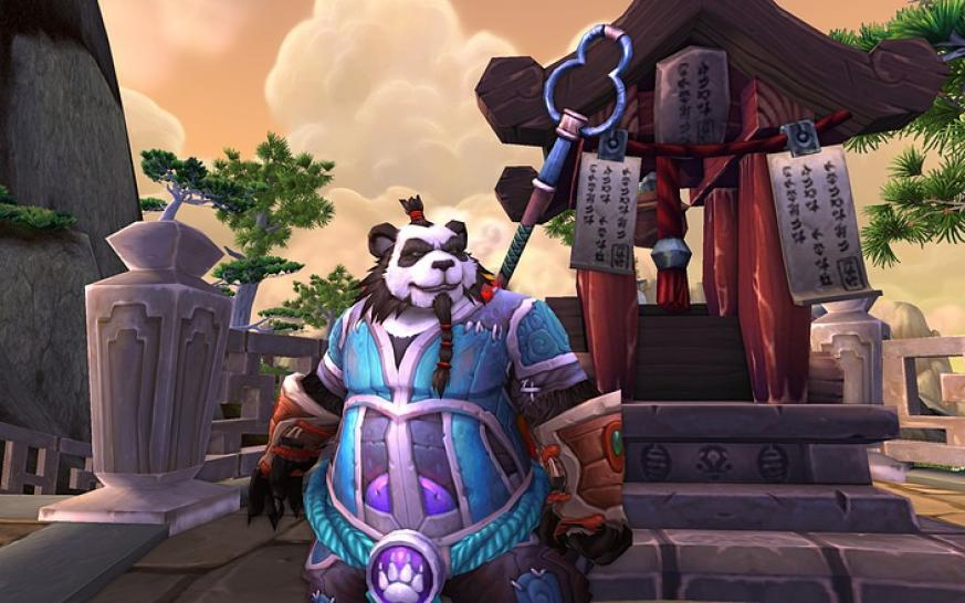 WoW: Mists of Pandaria