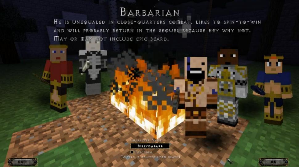 Minecraft ArcadeSpiel Frogger Mit Klötzchen Nachgebaut - Minecraft hier spielen