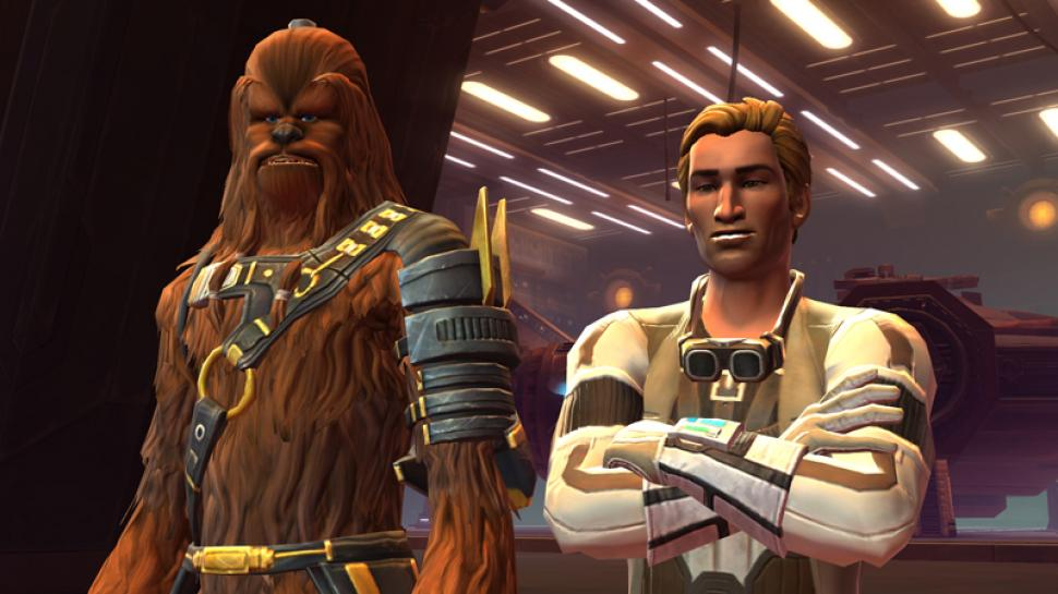 Star Wars: The Old Republic - unsere Partnerseite The-Force.eu liefert Lore-Hintergründe
