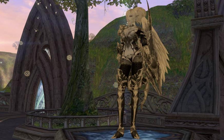 Фото: Lineage 2 goddess of destruction сервера pvp.
