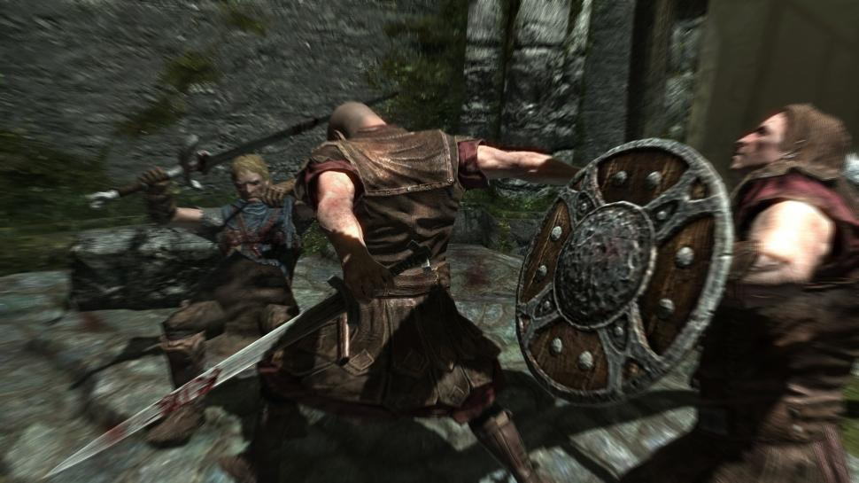 The Elder Scrolls V Skyrim Patch Fr