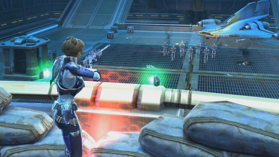 Star Wars: The Old Republic - der Imperiale Agent (1)