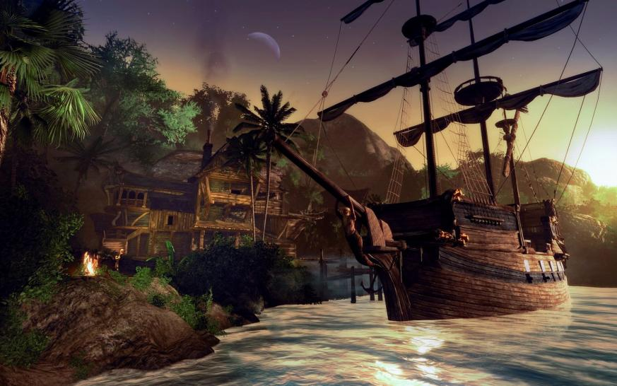 Risen 2: Dark Waters erscheint am 27. April 2012.