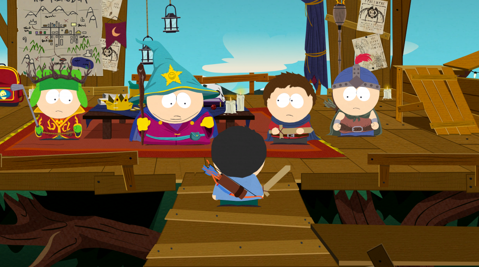 South Park: The Stick of Truth - Screenshots aus dem Rollenspiel zu South Park